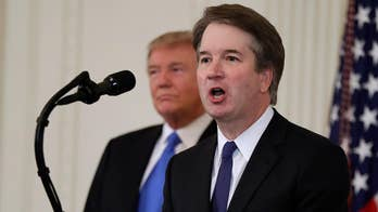 President Trump nominates Judge Brett Kavanaugh to the Supreme Court.