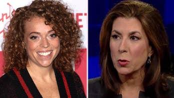Radio host and columnist Tammy Bruce on comedian Michelle Wolfe's abortion 'celebration.' #Tucker