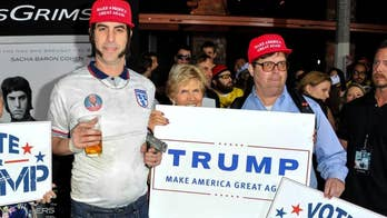 """Sasha Baron Cohen is set to appar in a Showtime miniseries called """"Who is America?"""" where the actor goes 'undercover to nail Republicans,' according to a source."""