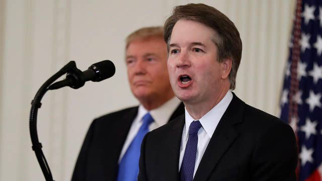 Kavanaugh: I am deeply honored to fill Kennedy's seat