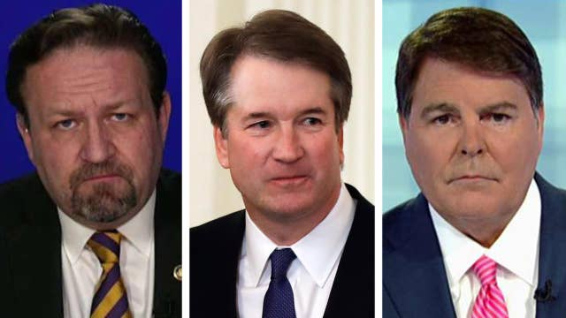 Breaking down the left's reaction to Kavanaugh's appointment