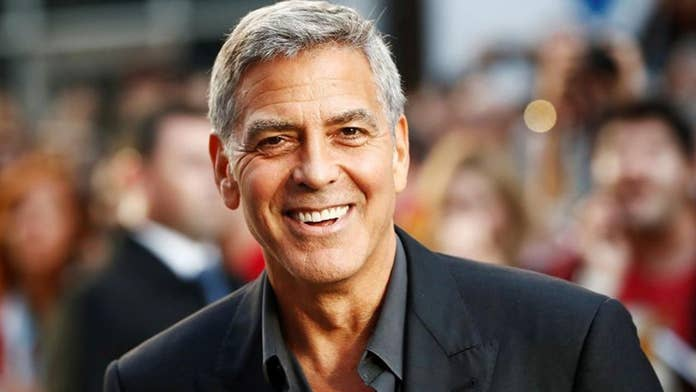 George Clooney swears off motorcycles for good following accident: 'I was very lucky'