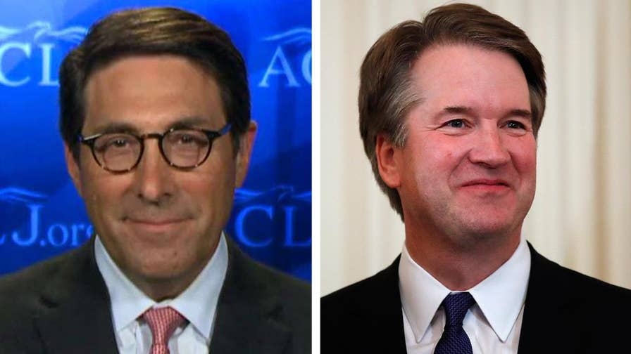 President Trump's attorney goes on 'Hannity' to react to the new Supreme Court appointee.