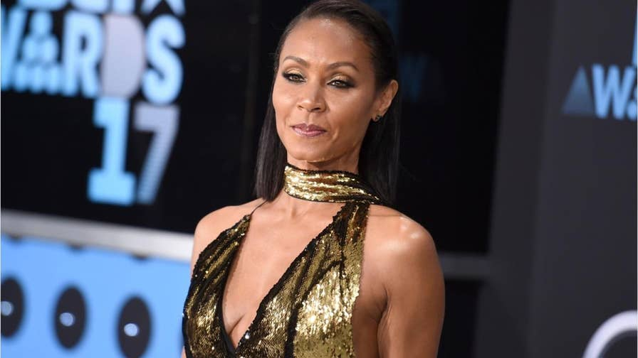 Jada Pinkett Smith revealed on her Facebook Watch talk show that she had a sex addiction problem when she was younger.