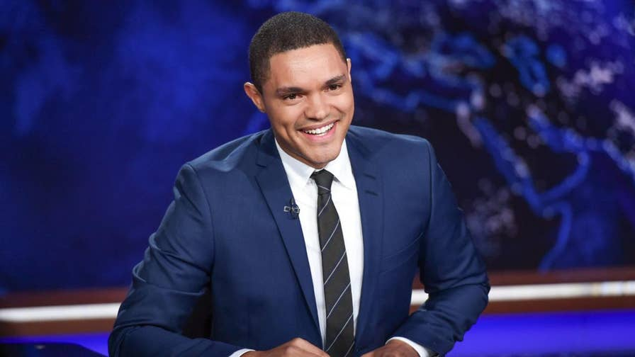 In a recent interview, 'The Daily Show' host Trevor Noah compared President Trump to African dictators and Adolf Hitler, and said the president processes information in a 'simplistic way.'
