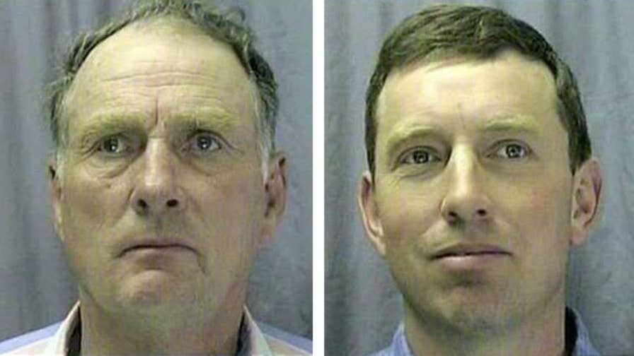Dwight Hammond and his son Steven were convicted of committing arson on federal lands near their ranch in southeastern Oregon; Dan Springer reports.