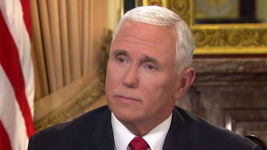 In a wide-ranging interview with Bret Baier, Vice President Pence says the White House is encouraged by the early response to President Trump's Supreme Court nominee, that Trump believes in engagement with Russia, and that the president was right to dismiss General Flynn.