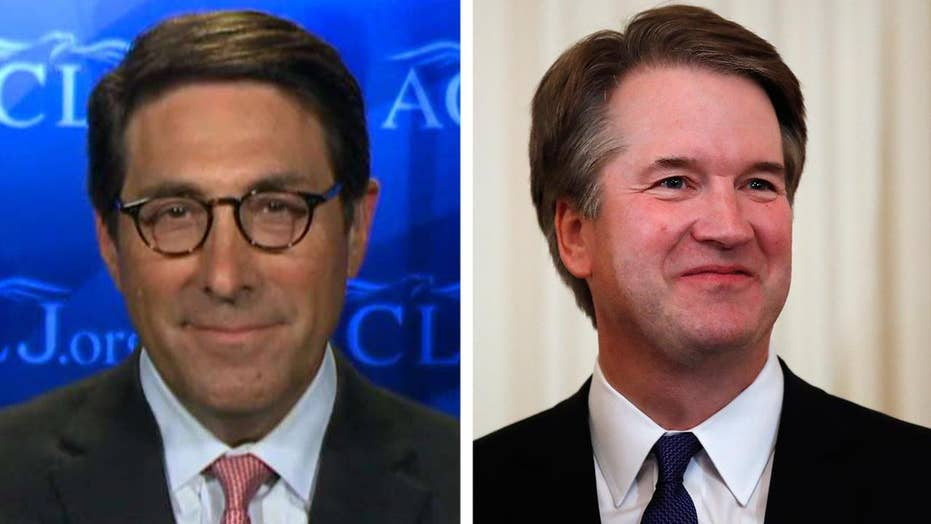 Sekulow: Kavanaugh will be a brilliant Supreme Court justice