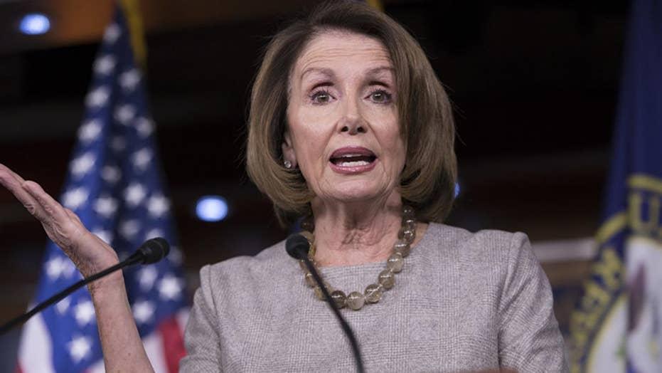 Pelosi dismisses critics: 'I'm really good at what I do'