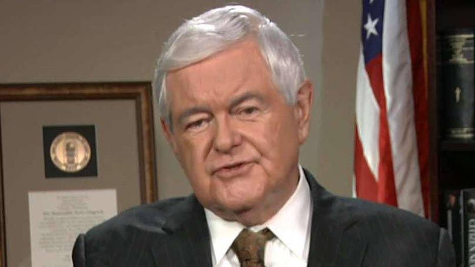 Gingrich: Kavanaugh pick is Trump's best performance so far