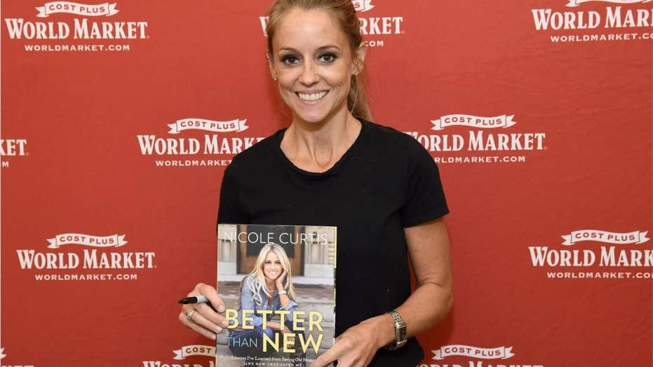 Nicole Curtis' ex files for custody, claims she's 'unfit'