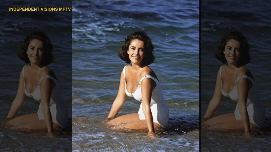 A look back at Hollywood icons in swimsuits