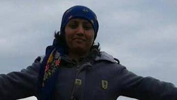 The deceased body of a Kurdish female fighter was defiled in an Afrin battle. Who was she and what was she fighting for?