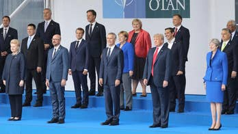 Wall Street Journal associate editor says Trump's comments are being closely scrutinized by European leaders and media.