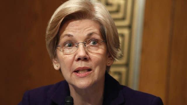 Is Elizabeth Warren the one to take on Trump in 2020?