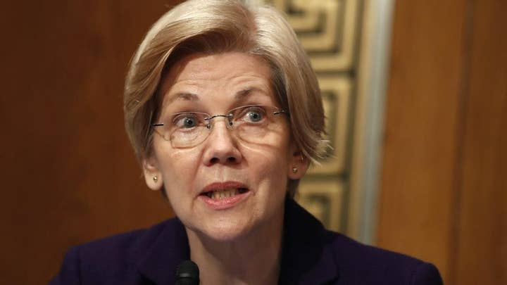 Is Elizabeth Warren the one to take on Trump in 2020?