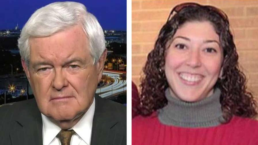 Fox News contributor Newt Gingrich goes on 'Hannity' to weigh in on the FBI scandals.