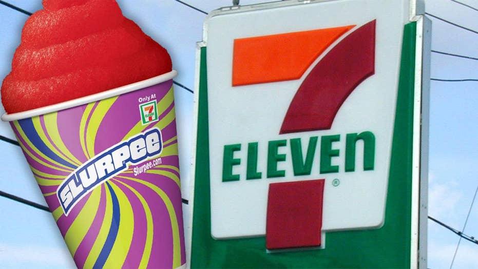 Free Slurpee day! 7-Eleven celebrates 7/11 with free treats