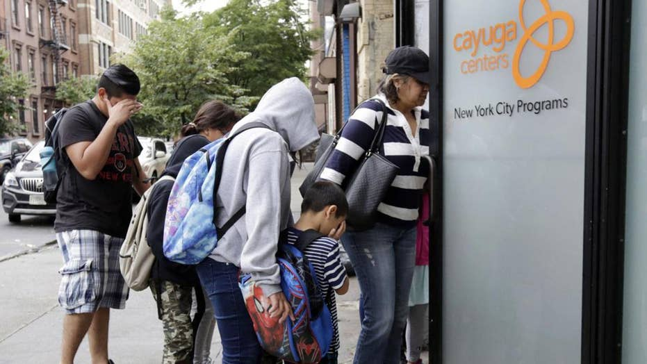 Over 200 immigrant children separated from families in NYC