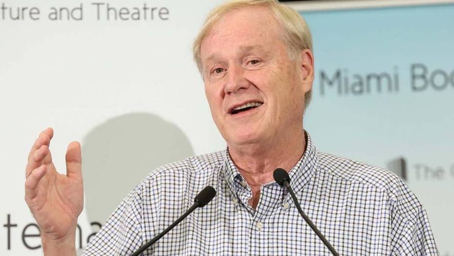 MSNBC's Chris Matthews compares Trump supporters to dogs