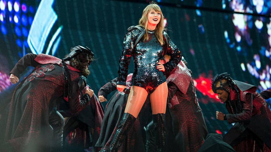 Taylor Swift not officially expected on Capitol Hill