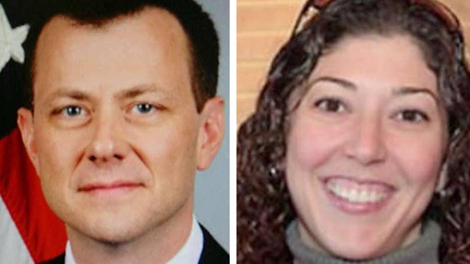 Biggs: I think Page and Strzok want to coordinate stories