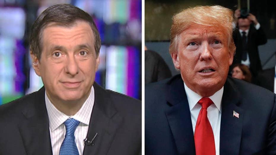 Kurtz: Trump breaks the diplomatic china, again