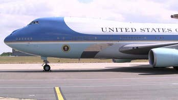 President Trump's plans for redesigning Air Force One.