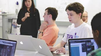 Teens with autism learn to code, design apps