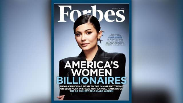 Kylie Jenner rides fame all the way to the bank