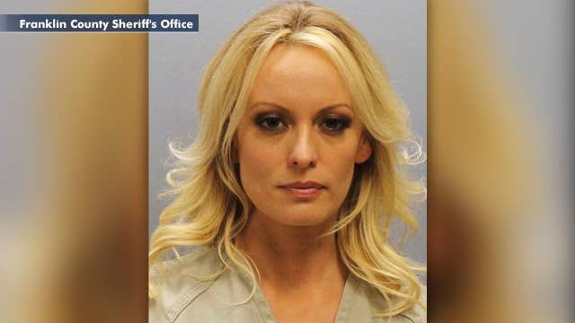 Stormy Daniels' lawyer calls arrest 'politically motivated'