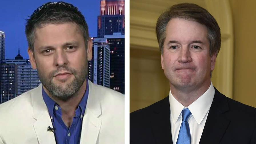 Democrats want to break precedent and ask Brett Kavanaugh how he would rule on specific cases; former Kavanaugh law clerk shares insight on 'Fox News @ Night with Shannon Bream.'