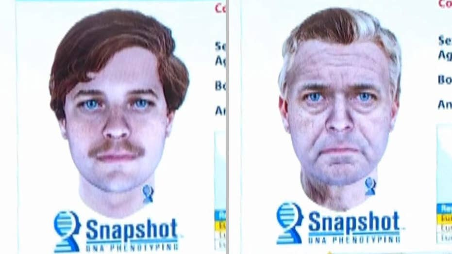New suspect sketches released in unsolved 1976 murder