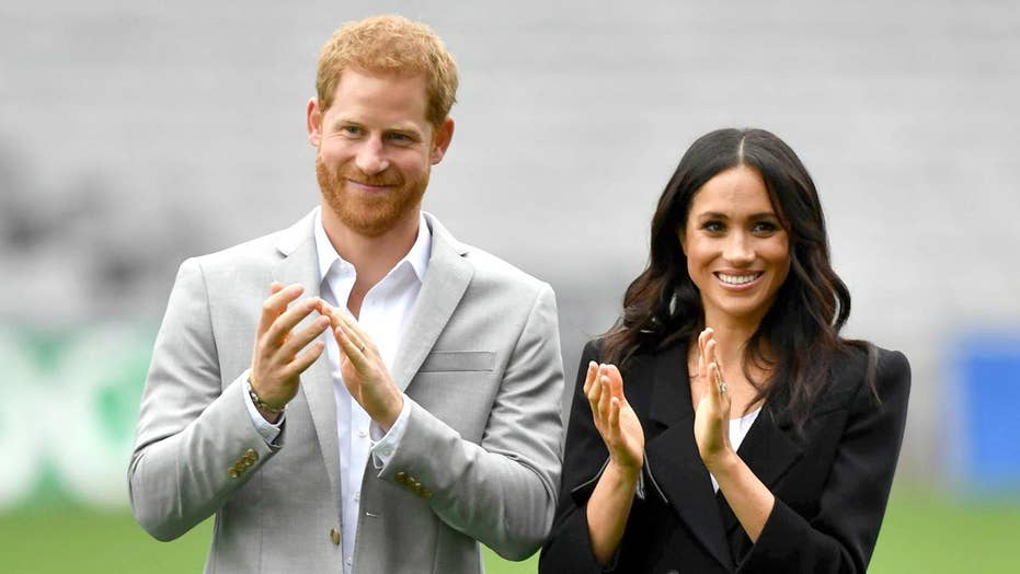 Meghan Markle admits she 'misses' 'Suits'