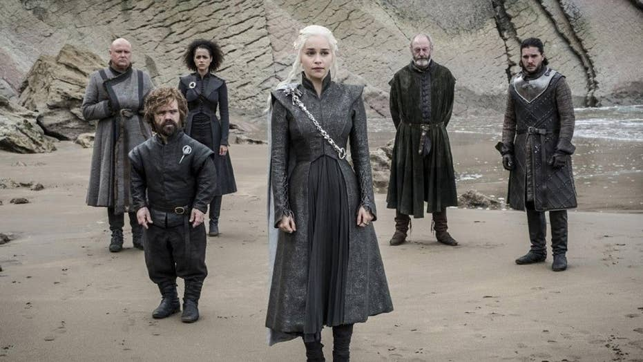 'Game of Thrones' leads with 22 Emmy nominations