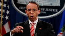 Department of Justice indicts 12 named Russian agents for 2016 election hacking.
