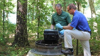 As opioid abuse continues to kill people across the country - there were 33,000 opioid-related deaths in 2016 - Cary, N.C. began using a special device that pinpoints what areas of the city have high opioid abuse by testing the sewer water