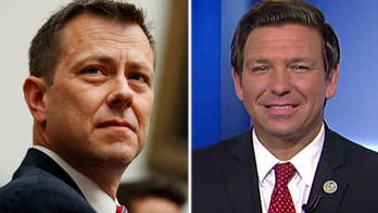 Peter Strzok is grilled on Capitol Hill over bias and FBI conduct; reaction and analysis from Jason Chaffetz, Rep. Ron DeSantis and Richard Goodstein on 'The Ingraham Angle.'