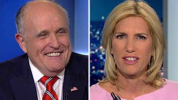 Rudy Giuliani, attorney for President Trump, speaks out about FBI Agent Peter Strzok's House testimony on 'The Ingraham Angle' and says the Trump team is 'farther away' from a possible interview with Mueller.
