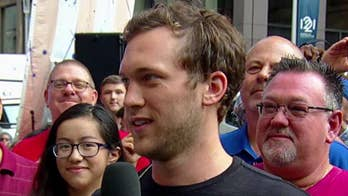 Phillip Phillips opens up on inspiration behind new album