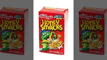 The Centers for Disease Control has issued a warning not to eat Kellogg's Honey Smacks cereal due to a rising amount of salmonella cases related to the breakfast food.