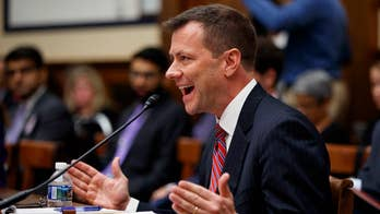 Republican lawmakers launch blistering attacks against the anti-Trump FBI agent during a public hearing.