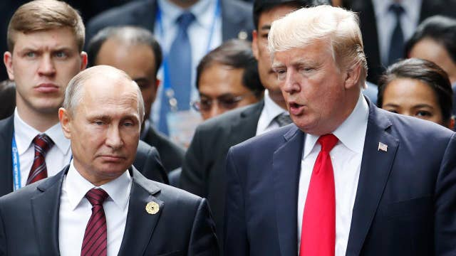 The strategy behind Trump calling Putin a 'competitor'