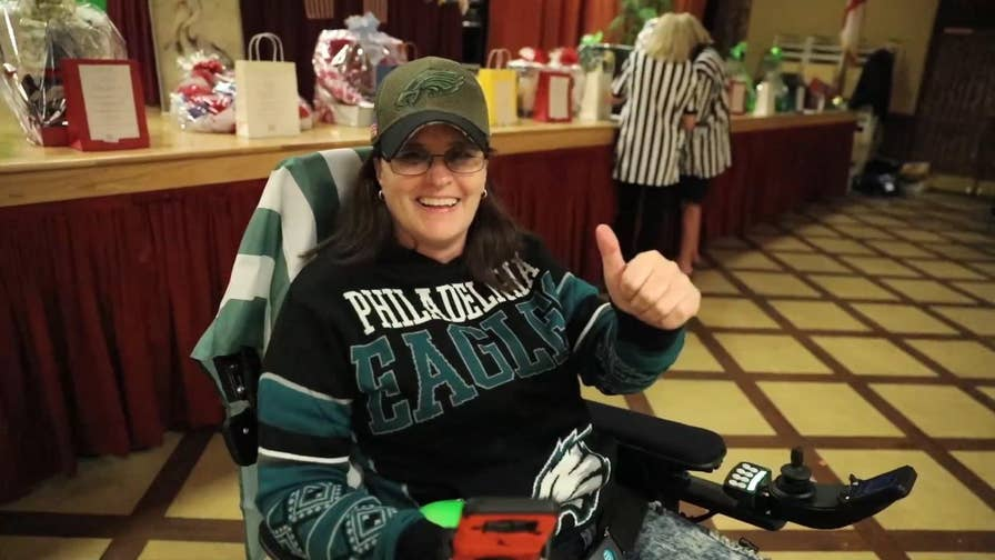 In 2002 Sergeant Pam Kelly worked sling load operations, which is when a helicopter picks up a load and carries it from one area to another. The 37-year-old instantly became a quadriplegic when one of the helicopter's cables snapped and the load fell on her. Learn how she's navigating her life and finding new hope with her injury.
