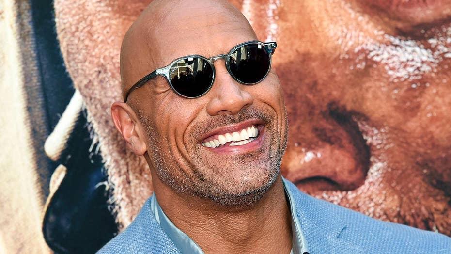 White House run in Dwayne 'The Rock' Johnson's future?