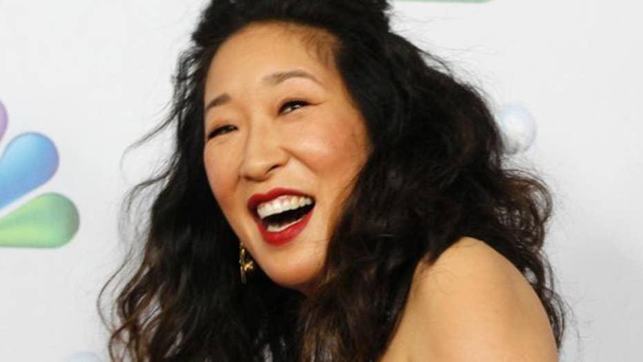 Sandra Oh makes history