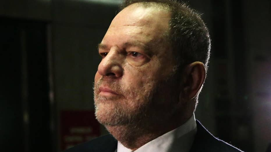 Harvey Weinstein denies offering acting jobs in exchange for sex