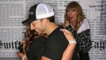 Couple met at Taylor Swift's concert five years ago.