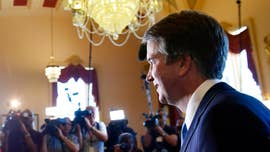 Most Republican governors support Brett Kavanaugh, President Trump's pick for the Supreme Court.