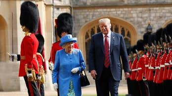 Majesty Magazine editor-in-chief discusses on 'The Story' what likely happened behind closed doors during President Trump's meeting with Queen Elizabeth.